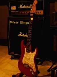 ギター。。。カトチャンの。。。