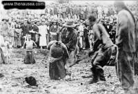中国1894年の処刑の様子