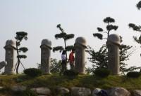korean park12韓国の公園