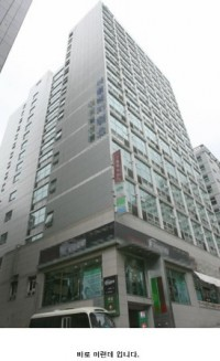 韓国のオフィスビルは売春宿でもある。